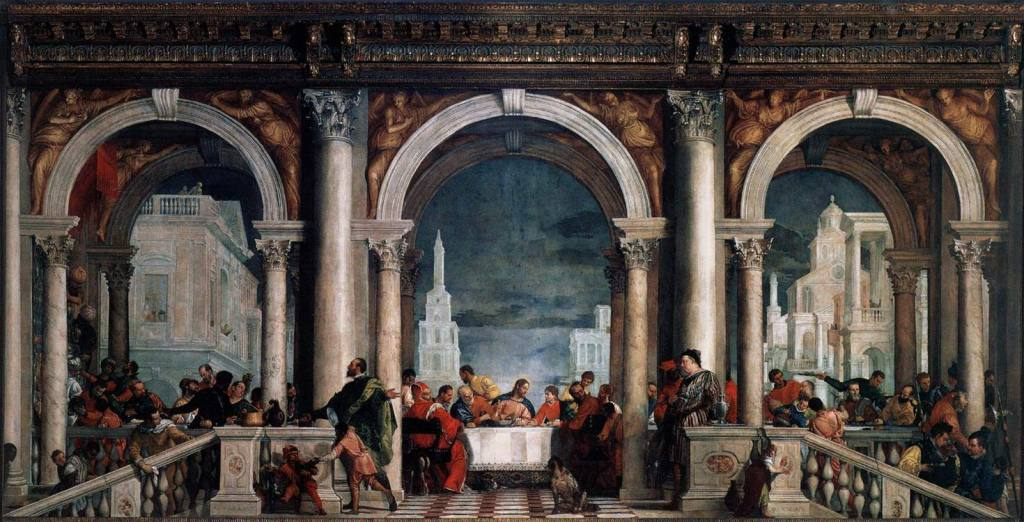 paolo_veronese_-_feast_in_the_house_of_levi_-_wga24877