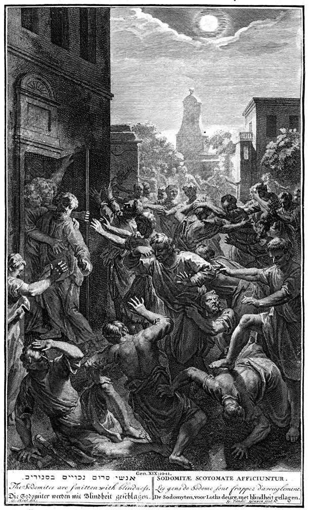 men of sodom
