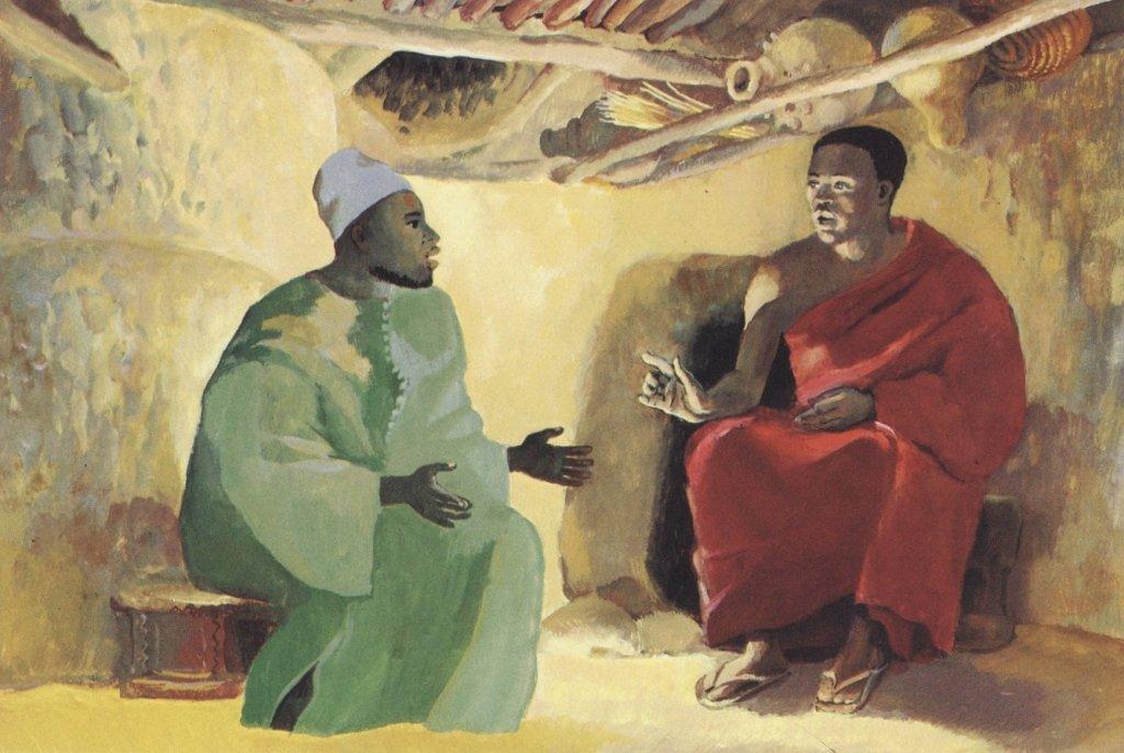 Nicodemus - John 3:1-21